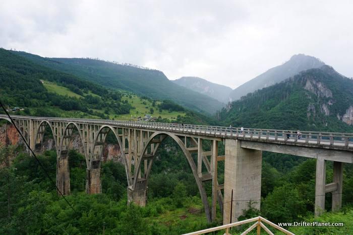 Tara River Bridge, Durmitor National Park