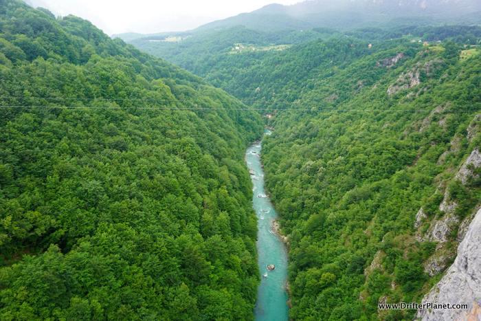 Tara River Canyon, Durmitor National Park