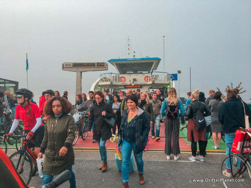 Ferry from Amsterdam Centraal to Noord - Amsterdam Itinerary