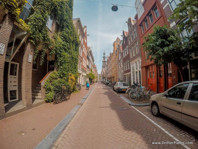 The Narrow Streets of Jordaan, Amsterdam