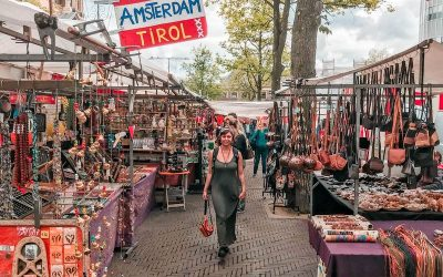 Visiting Waterlooplein Market – Amsterdam's Hippie Flea Market