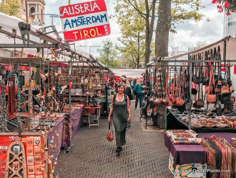 Visiting Waterlooplein Market – Amsterdam's Hippie Flea Market