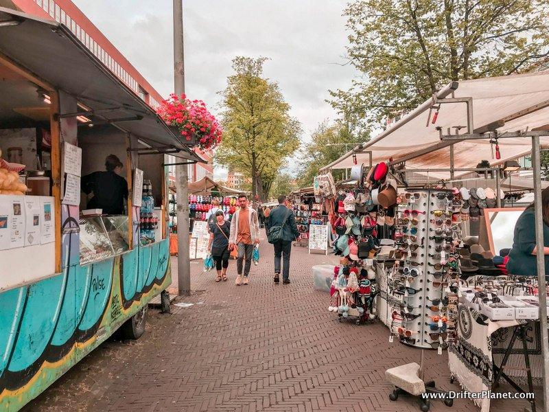 Waterlooplein Flea Market in Amsterdam - 2 days in Amsterdam