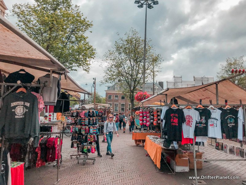 Waterlooplein Market in Amsterdam - 2 days in Amsterdam