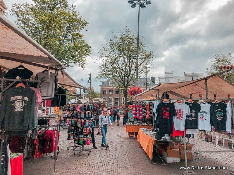 Waterlooplein Market in Amsterdam - 2 days in Amsterdam