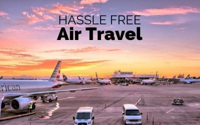9 Tips for Hassle Free Air Travel