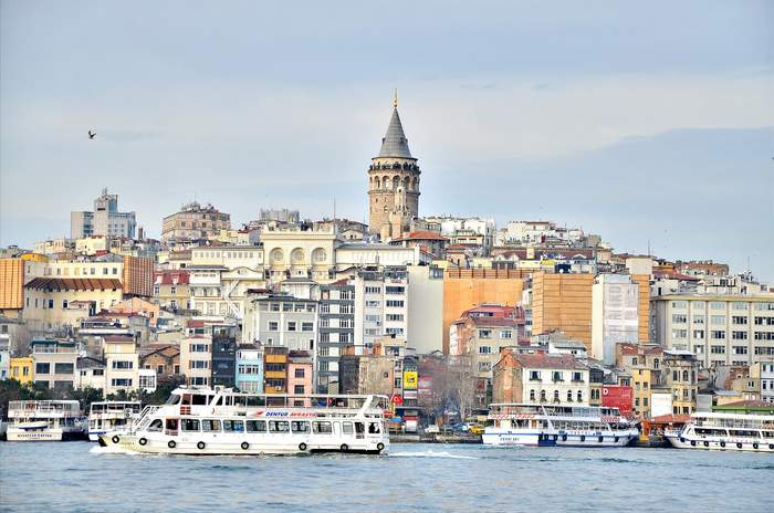 Istanbul - galata tower - Turkey itinerary 10 days