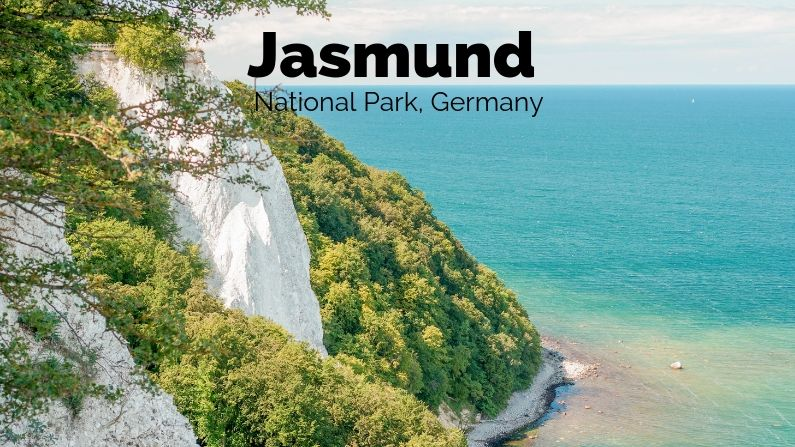 Jasmund National Park on Rugen Island, Germany-3