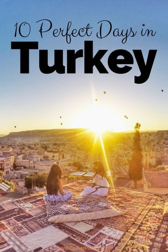 10 perfect days in Turkey