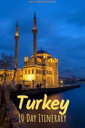The Ultimate Turkey Itinerary - Istanbul