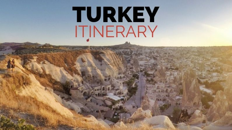 The Ultimate Turkey Itinerary 10 Days – Top Places to Visit