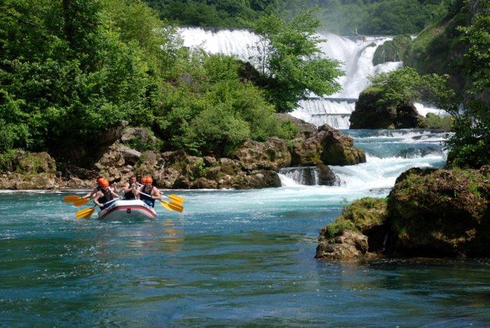 Štrbački buk Rafting - Una National Park, Bosnia & Herzegovina