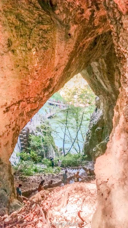 Šupljara cave, Plitvice Lakes