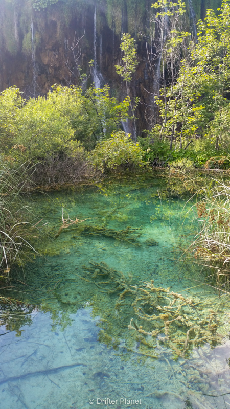Croatia's Plitvice Lakes have the clearest water