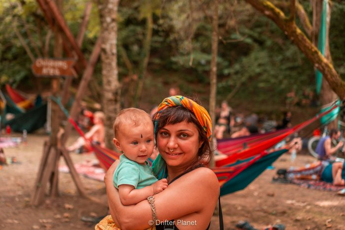 Attending Music Festivals with a Baby? We Did and So Can You! Here's How