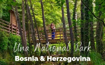 Una National Park, Bosnia & Herzegovina – Natural Paradise near Croatia