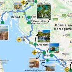 Ultimate Croatia Road Trip Itinerary: Best Places to Visit + Map