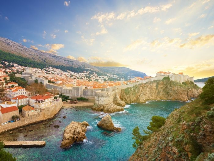 Dubrovnik - Croatia Road Trip Itinerary