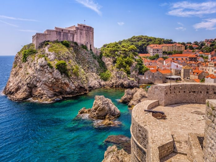 Dubrovnik - King's Landing in Game of Thrones - Croatia Itinerary