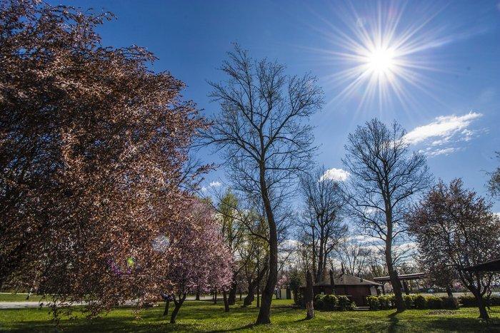 Jarun Park, Zagreb - Croatia Itinerary