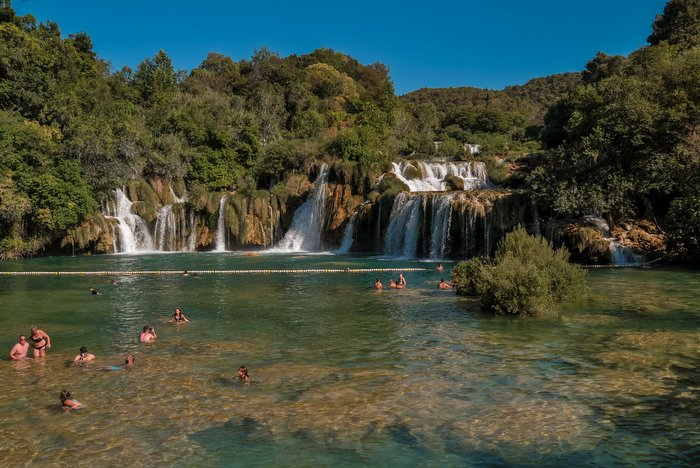 KRKA National Park in Early Summer - Croatia Itinerary