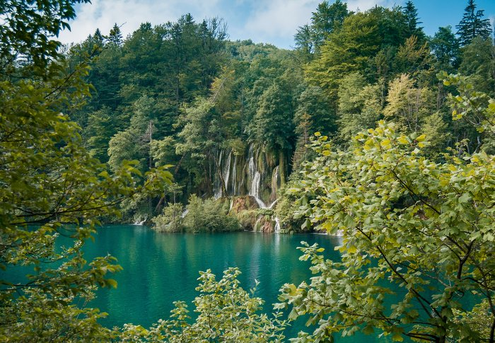 Plitvice Lakes National Park in Croatia - Road Trip Itinerary