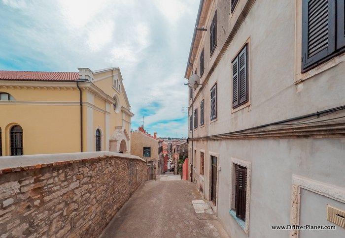 The Streets of Pula, Croatia