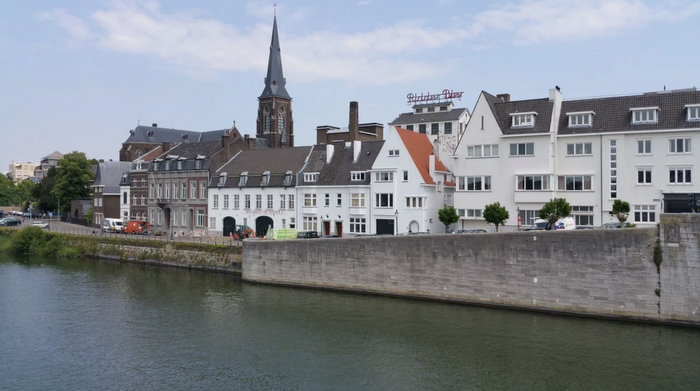 Maastricht along River Maas, Places to visit in the Netherlands