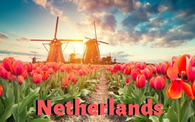Top Places to visit in the Netherlands – Itinerary + Travel Guide + Map