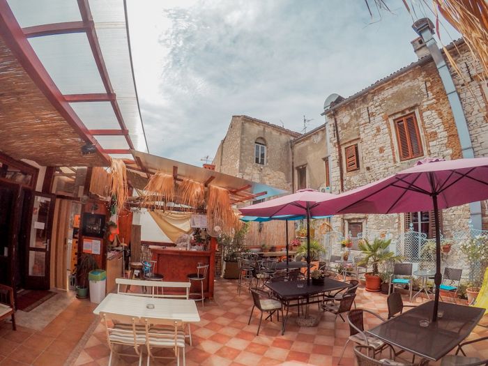 Riva Hostel in Pula - Travel Guide