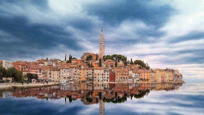 Rovinj - an easy day trip from Pula, Croatia