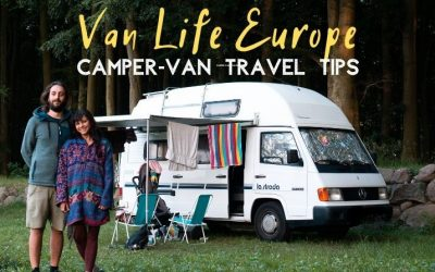 "Traveling Europe by Campervan: Our Tips for ""Van Life Europe"""