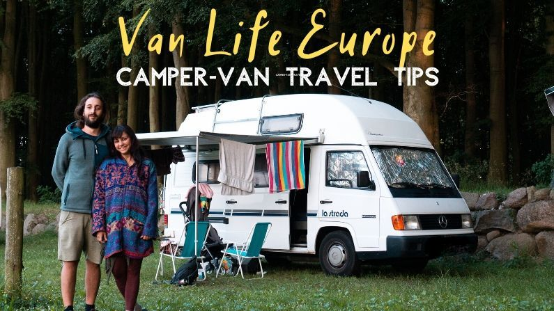 """Traveling Europe by Campervan: Our Tips for """"Van Life Europe"""" 