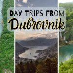 10 Amazing Day Trips from Dubrovnik, Croatia