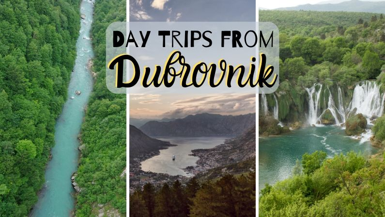 10 Amazing Day Trips from Dubrovnik, Croatia