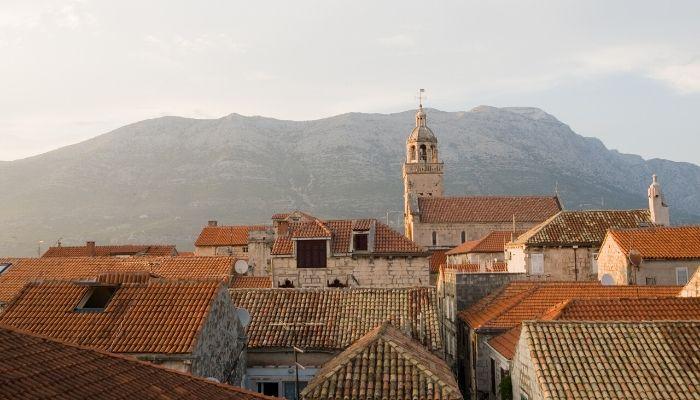 Korčula Island - day trips from Dubrovnik, Croatia