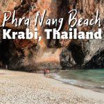 Phra Nang Beach, Krabi: Travel Guide for Thailand's Beautiful Cave Beach