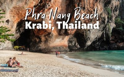 Phra Nang Beach, Krabi: Travel Guide for Thailand's Beautiful Cave Beach