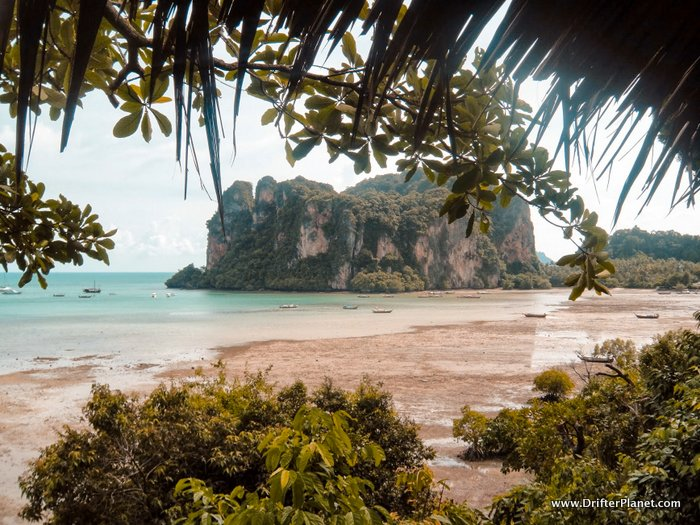 Railay East Beach, Krabi, Thailand