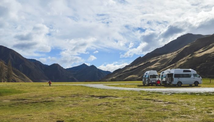 Tips for exploring Europe with a Camper van