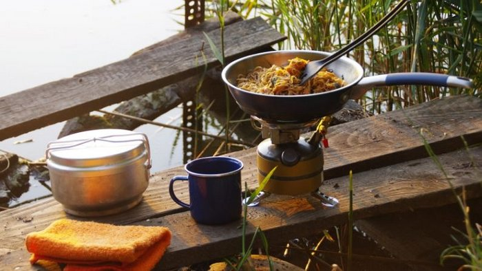 Van Life Kitchen Essentials - Traveling Europe by Campervan