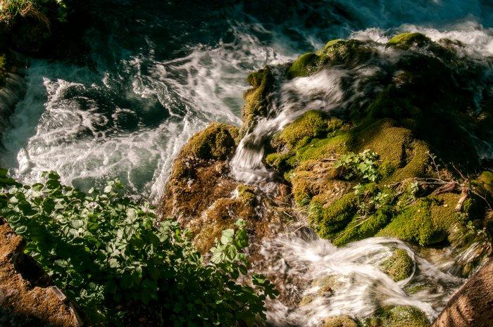 Inside Krka National Park, Croatia