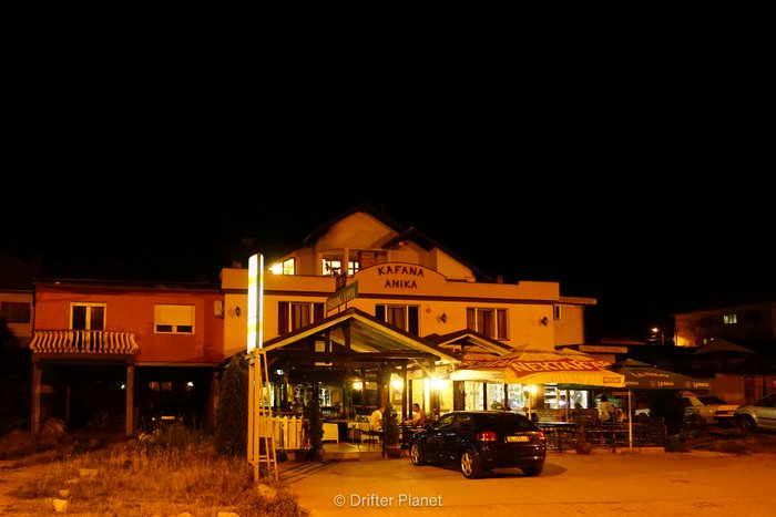 Kafana Anika, restaurant in Visegrad, Bosnia & Herzegovina