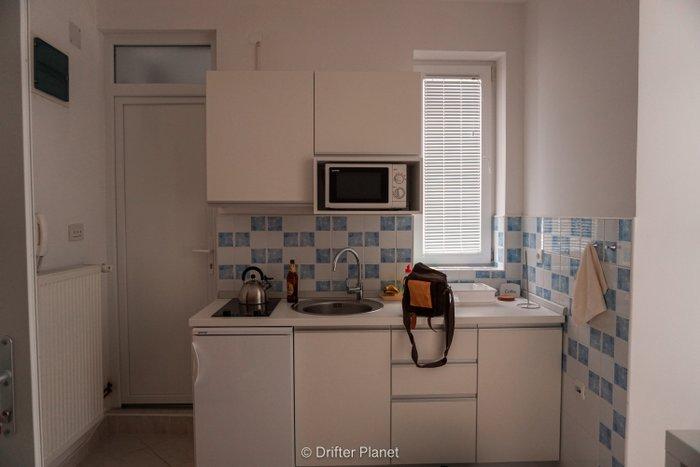 Kitchen in Harmony Apartments, Visegrad, Bosnia & Herzegovina