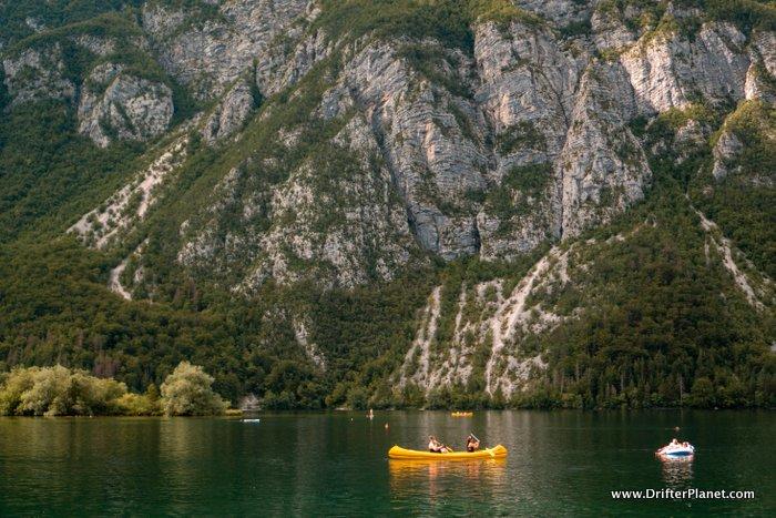 Lake Bohinj Kayaking - Slovenia
