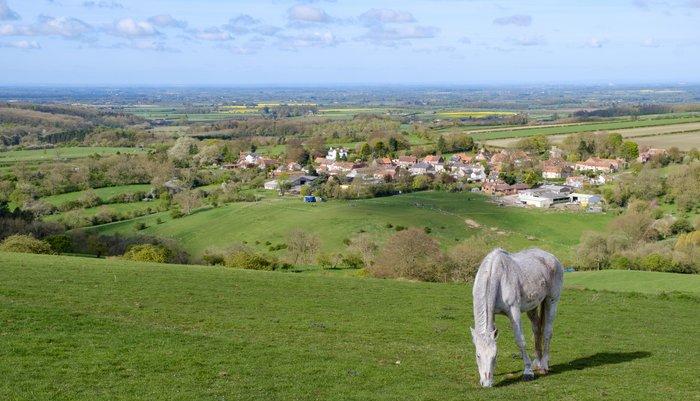 Millington to Nunburnholme - Yorkshire Wolds Way