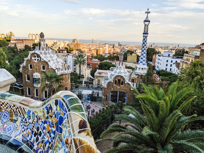 Park Güell - Barcelona Travel Tips