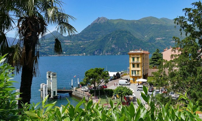 Varenna, Lake Como, Northern Italy by Train itinerary