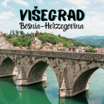 Exploring Visegrad, Bosnia & Herzegovina - from the Bridge on the Drina Book