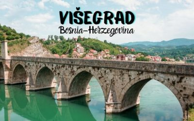 Exploring Visegrad, Bosnia & Herzegovina – from the Bridge on the Drina Book
